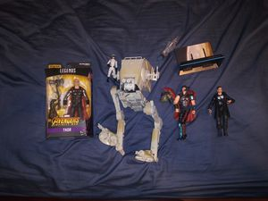 Random figures and toys for Sale in Las Vegas, NV