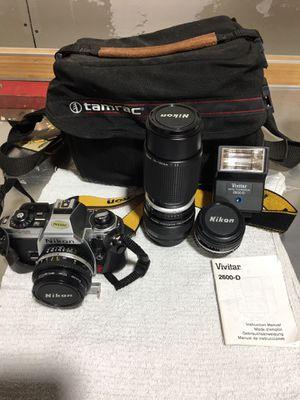 Nikon FG-20 for Sale in Whittier, CA
