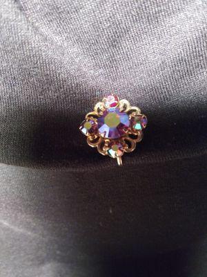 Antique screw on earrings for Sale in Liberty Lake, WA