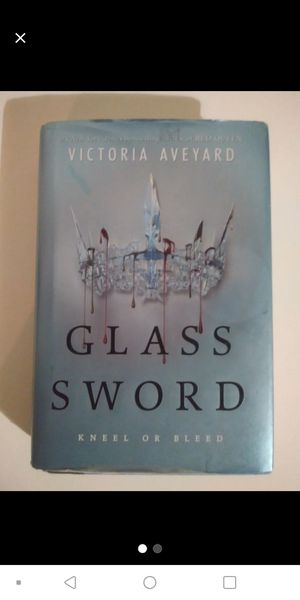 Glass sword by victoria aveyard for Sale in Encinitas, CA