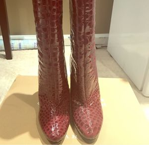Authentic Jimmy Choo boots for Sale in Germantown, MD