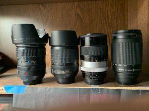 Nikon Lenses for Sale in Pflugerville, TX