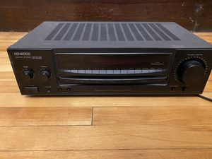 Kenwood receiver for Sale in Worcester, MA