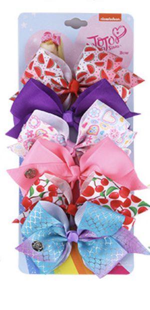 Jojo siwa bows for Sale in Covina, CA