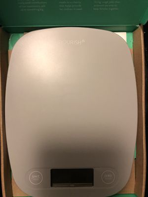 Kitchen scale $8 for Sale in Evesham Township, NJ