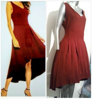 High / Low Cranberry Party dress for Sale in Whittier, CA