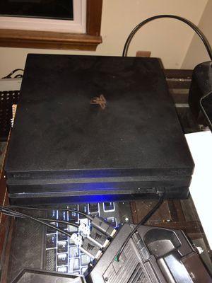 PS4 PRO 4K for Sale in Virginia Beach, VA