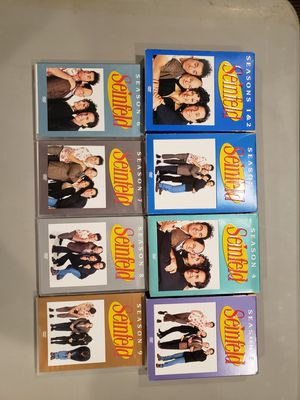 Complete Seinfeld DVD set for Sale in Sanger, CA