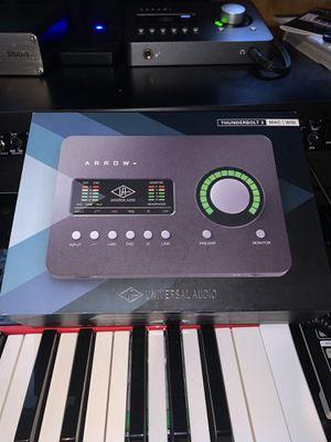 Universal audio arrow for Sale in Verona, PA