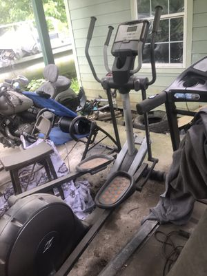 Treadmill and Punching Bag and also a Jogger for Sale in Houston, TX