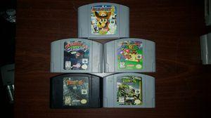 Nintendo 64 N64 Games for Sale in Phoenix, AZ