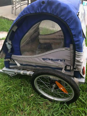 Schwinn Bike trailer - 1 passenger for Sale in Boca Raton, FL