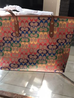 Coach Tote Bag (New) for Sale in Lake Mary,  FL