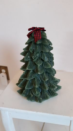 Free Christmas tree shaped candle for Sale in Sunrise, FL