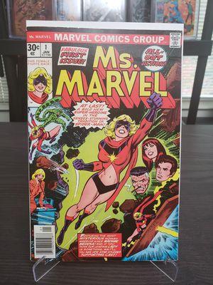 Ms. Marvel #1 for Sale in Hyattsville, MD