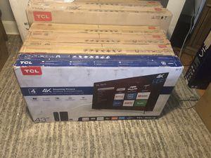 "40""-43"" TCl 4K & HD Roku Smart TVs for Sale in Brooklyn, NY"
