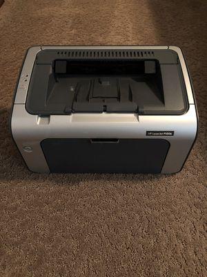 HP LaserJet P1006 for Sale in Cypress, TX
