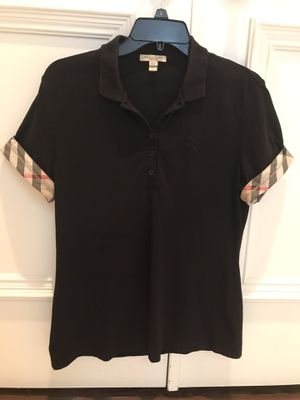 Burberry black shirt for Sale in Plano, TX