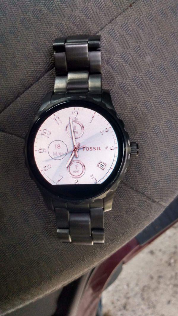 Fossil Q Founder Gen 2 Smart Watch