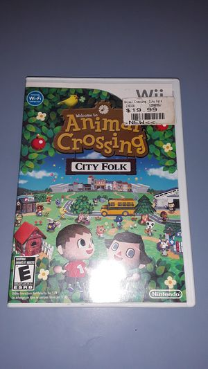 Wii City Folk for Sale in Lynnwood, WA