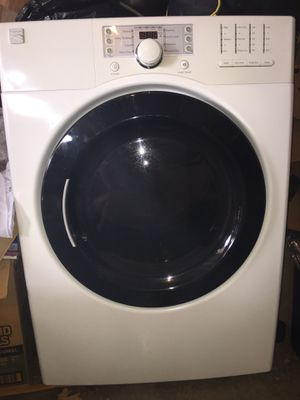 Front loading Kenmore washer and dryer for Sale in Garland, TX