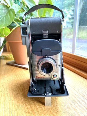 Collectible Polaroid Model 80 Land Camera for Sale in Bolton, CT