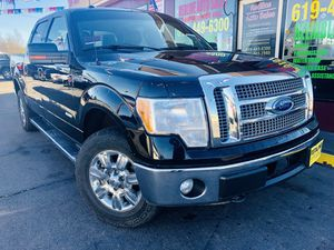 2011 Ford F-150 Lariat 79K $14,999 SALVAGE TITLE for Sale in San Diego, CA