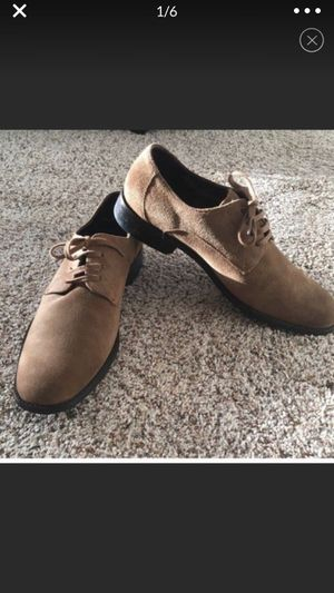 Calvin Klein suede loafers for Sale in FL, US