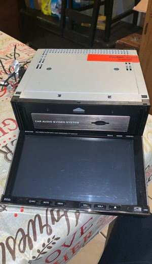 BOSS BV9755 CAR AUDIO & VIDEO SYSTEM for Sale in Riverside, IL