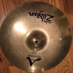 "Zildjian A Custom Crash 16"" for Sale in Brentwood, NY"