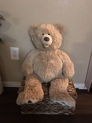 Stuffed teddy bear 🧸 for Sale in Las Vegas, NV