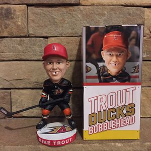Mike Trout Bobblehead for Sale in Palmdale, CA