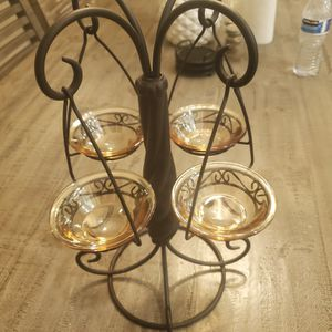 4 Light Candle Holder for Sale in Carbonado, WA