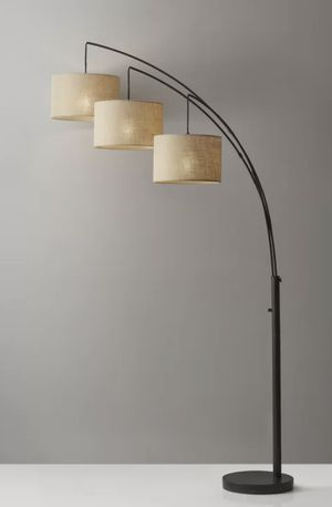 82 inch Floor Lamp - Brown for Sale in Tampa, FL