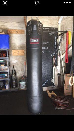 Ringside Leather Muay Thai Punching Boxing Bag for Sale in Philadelphia, PA