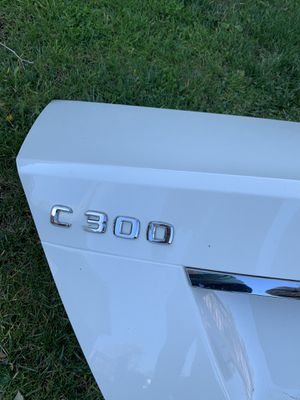 C300 4MATIC TRUNK 2008-2012 for Sale in Rancho Cordova, CA