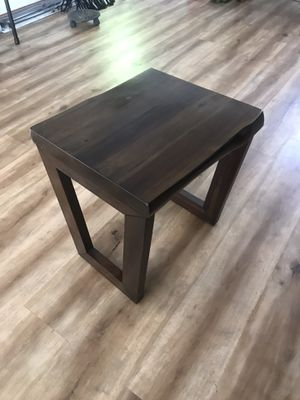 Side table/stool for Sale in Beaverton, OR