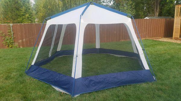 Tent Screen room