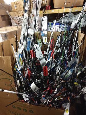 Fishing rods for Sale in Atlanta, GA