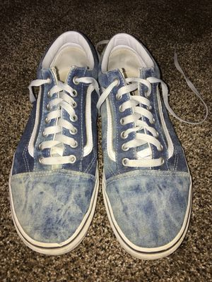 Size 10 Vans for Sale in Round Rock, TX