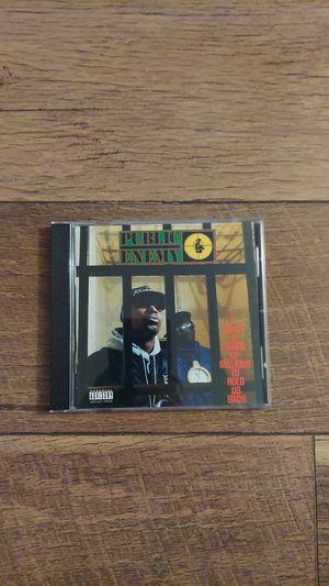 CDs Hip Hop 80s/90s Albums (4 CDs) for Sale in Diamond Bar, CA