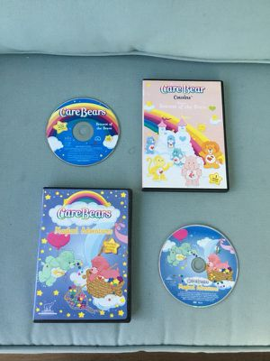 Two vintage Carebear DVDs movies for Sale in Concord, MA