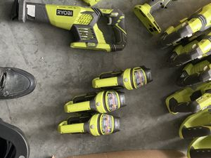 ryobi random tools no batteries for Sale in Fayetteville, NC