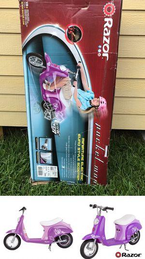 Electric Scooter ‼️NEW‼️Razor 24V for Sale in Deer Park, TX