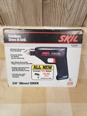 Cordless Drill for Sale in Rockford, IL