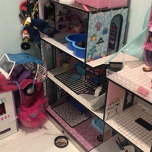 LOL Dolls/ Barbie Toys for Sale in Miami, FL