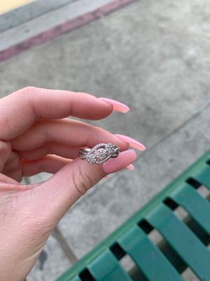 Silver Diamond Ring from Daniel's for Sale in Los Angeles, CA