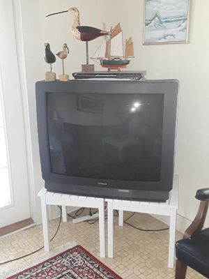 Hitachi TV working- free if you pick up for Sale in Beaufort, NC