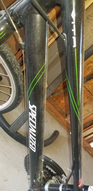 Vita specialized 21 speed. Bike rack. Pump for Sale in Jersey Shore, PA