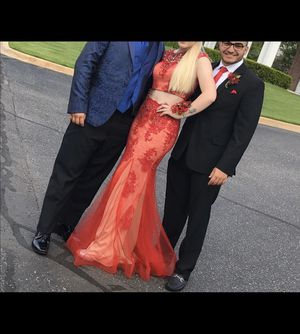 Red Prom Dress for Sale in Sterling Heights, MI
